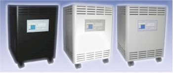 TRACS Air Purifiers are available in several color choices